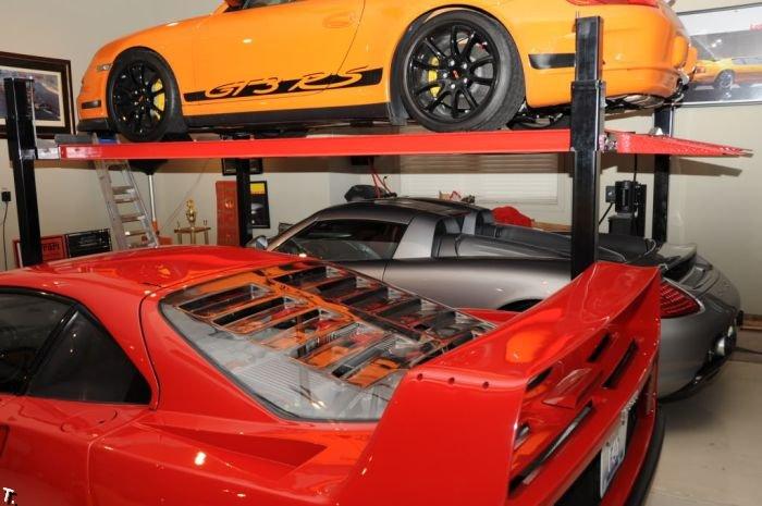 Лучшие гаражи (12 фото)