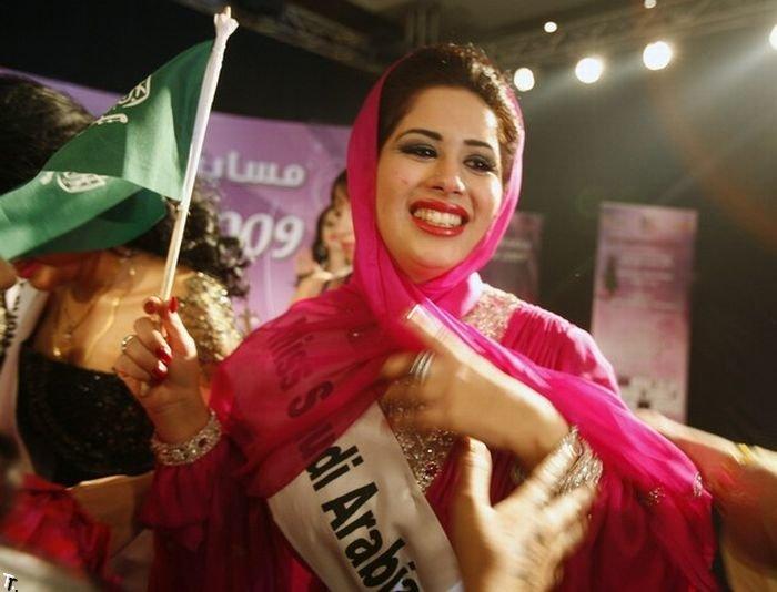 Мисс арабский мир 2009 (10 фото)