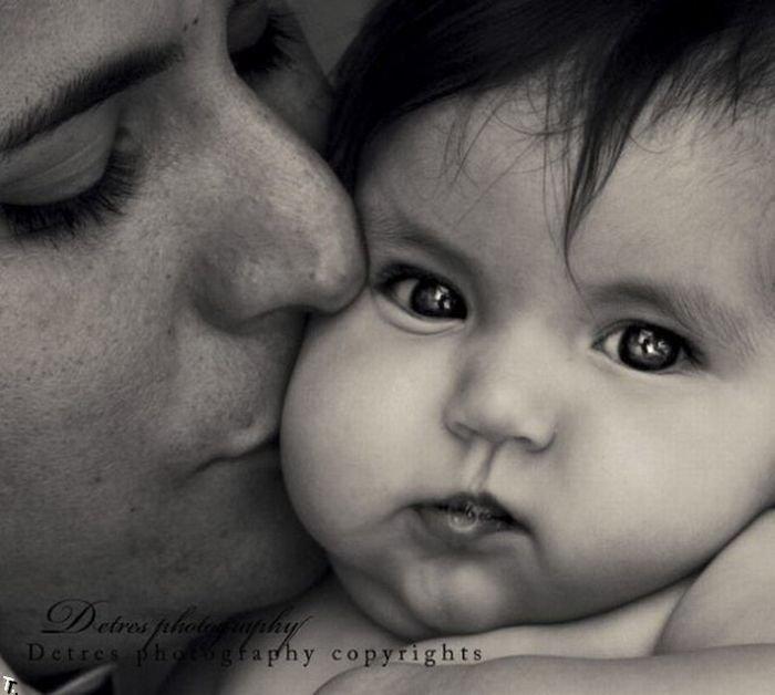 Отцы и дети (50 фото)