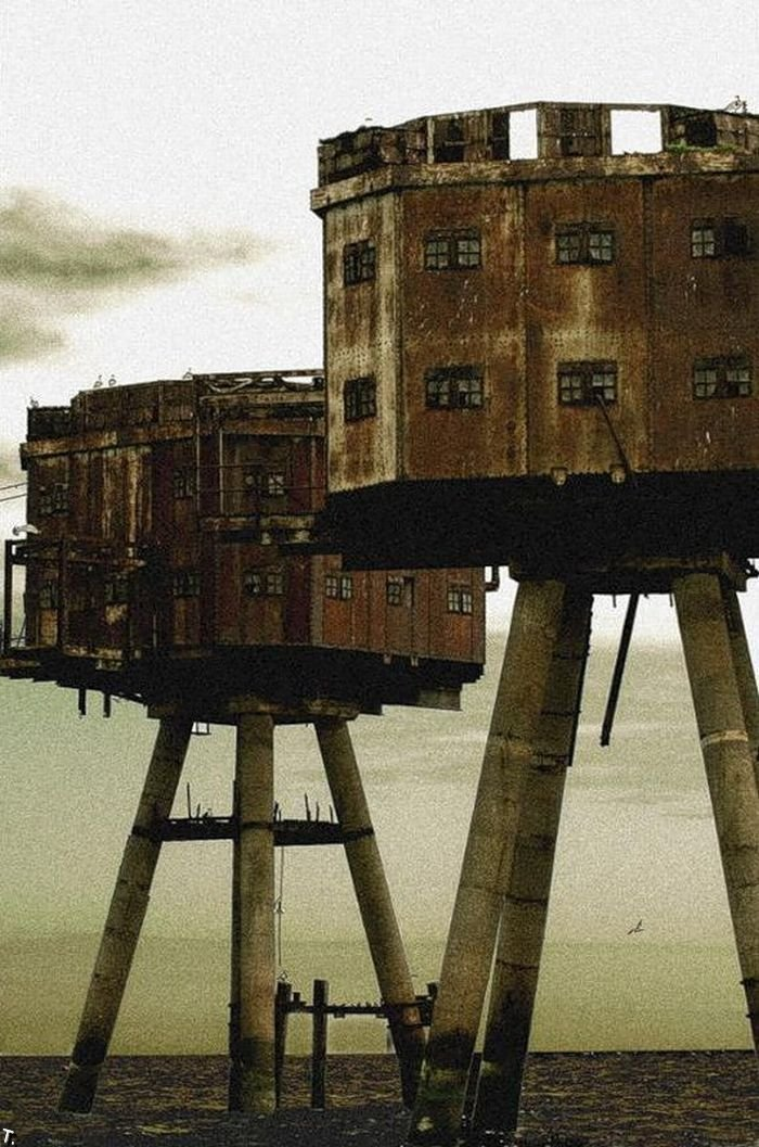 Морские крепости (22 фото)