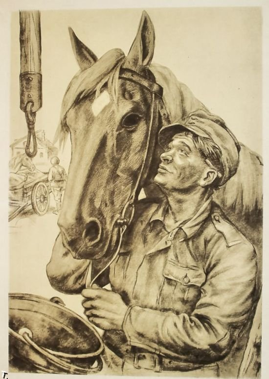 Рисунки Советско-финской войны 1939 года (44 картинок)