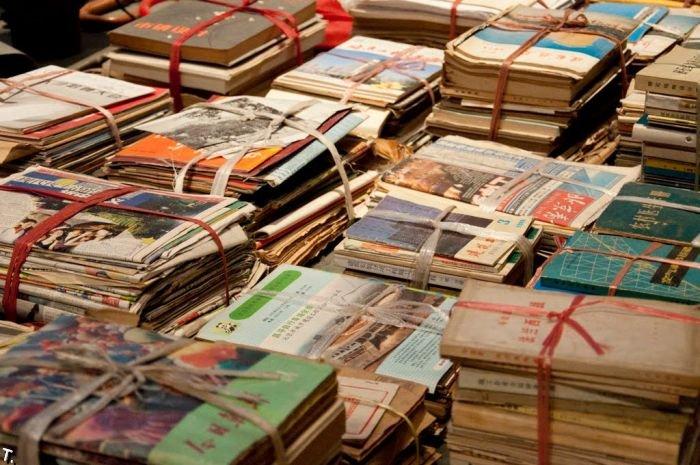 Waste Not - интересная выставка (34 фото)