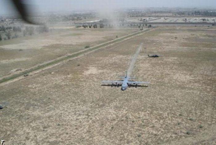 Экстренные посадки (18 фото)
