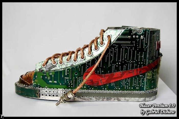 Кроссовки Pentium (20 фото)