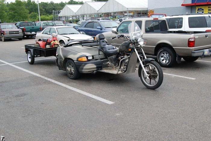 Автомотоцикл (10 фото)