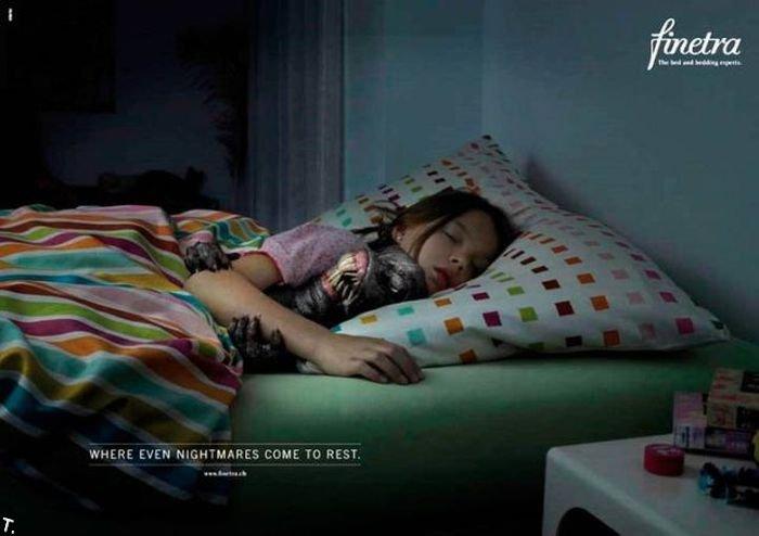 Креативная реклама (47 фото)