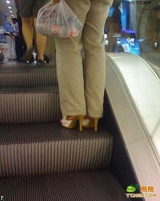 А вам нравится высокий каблук? (3 фото)