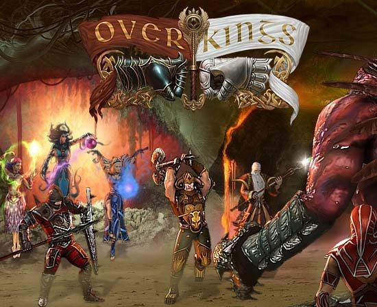 OverKings: Путь королей