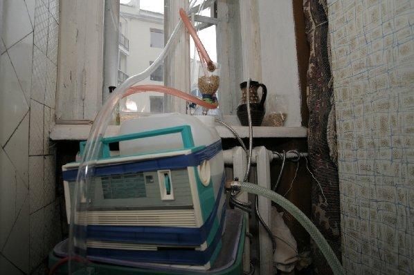 Водогонный аппарат (11 фото + видео)