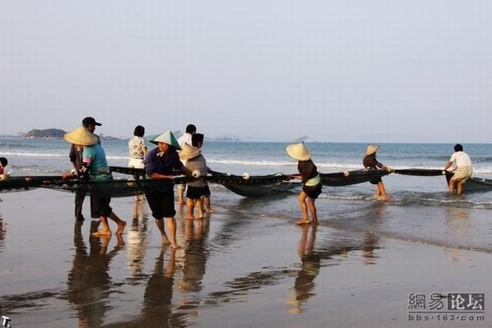 Азиатские рыболовы