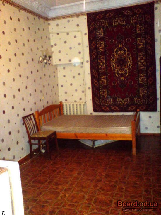 Однокомнатная квартира с унитазом между дверей (10 фото)