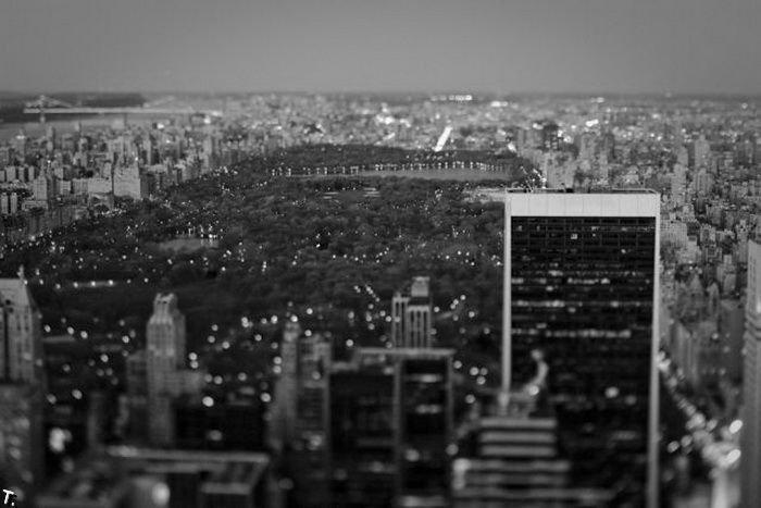 Тилт шифт фотография. Потрясающие кадры (67 фото)