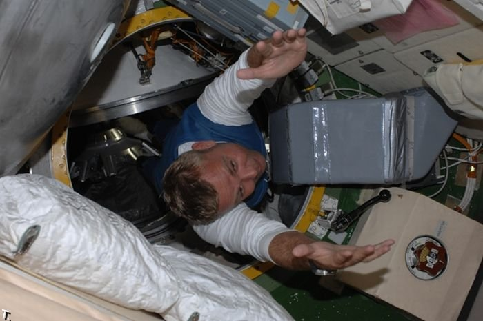 Космический блоггер (21 фото)