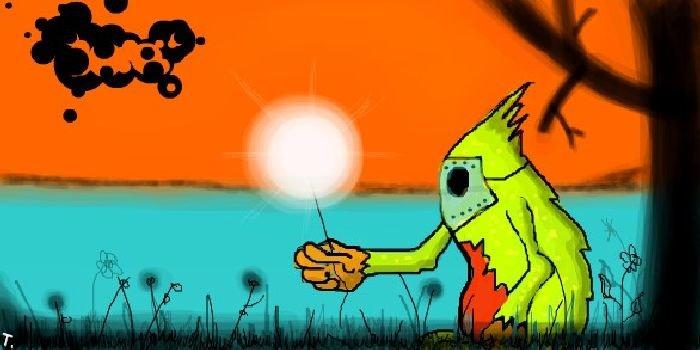 Граффити в Вконтакте (160 картинок)