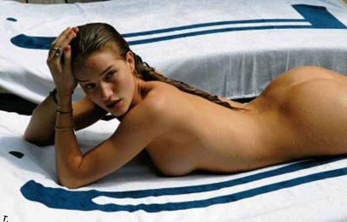 Календарь Pirelli-2010. Репортаж со съемок (22 фото) НЮ