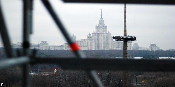 Горнолыжный курорт на юго-западе Москвы (28 фото)