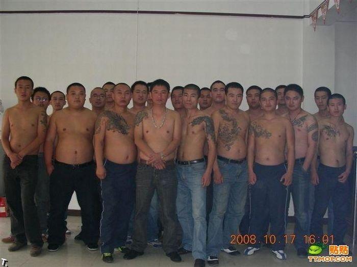 Китайские гангстеры. Часть 2 (26 фото)