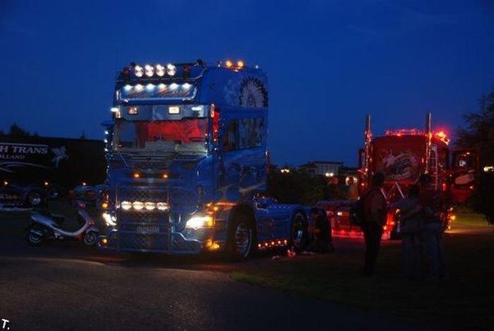 Финское шоу грузовиков 2009 (30 фото)