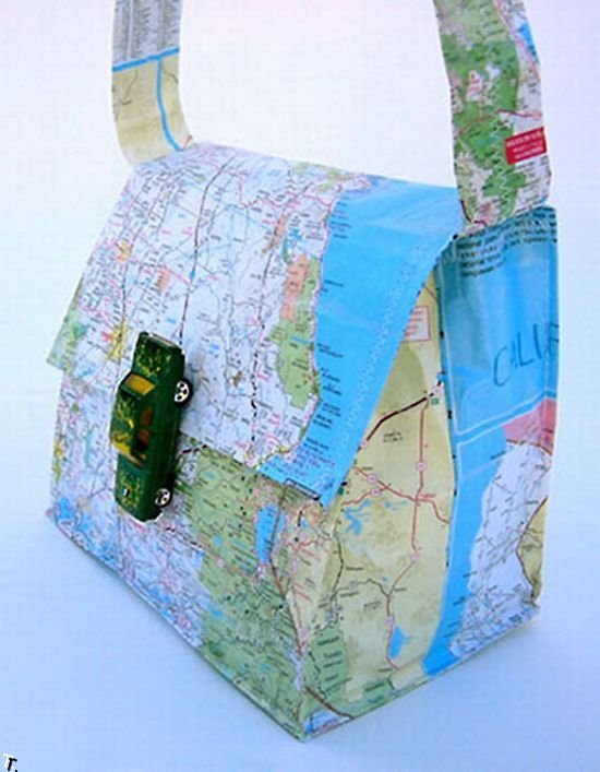 Необычные сумки (51 фото)