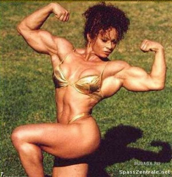 Женщины бодибилдеры (35 фото)