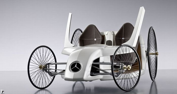 Mercedes-Benz F-CELL Roadster (14 фото)