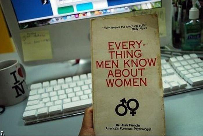 Все, что мужчины знают о женщинах (2 фото)