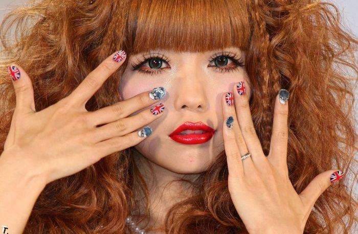 Tokyo Nail Expo 2009 (13 фото)