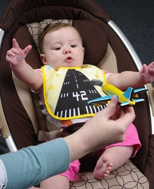 Современная система кормления детей (4 фото)