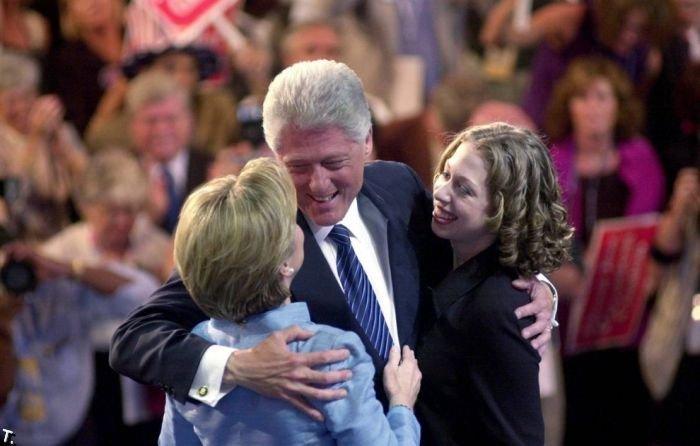 Жизнь Челси Клинтон (29 фото)