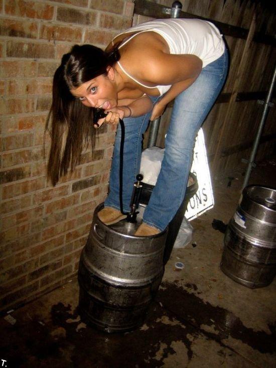 Как девушки провели выходные (101 фото)