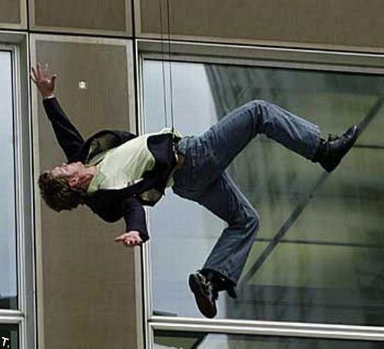 Падающий фотограф (22 фото)