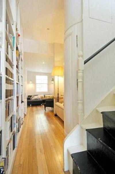 Узкий дом за 900 тысяч долларов (9 фото)
