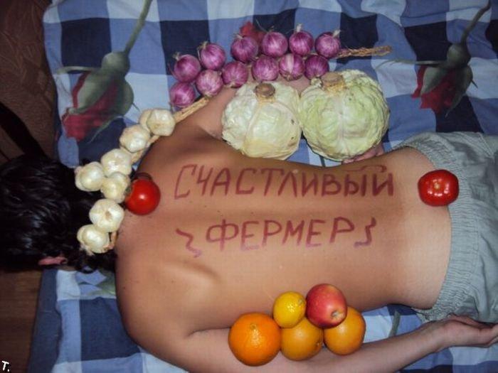 Жертвы Счастливого Фермера (74 фото)