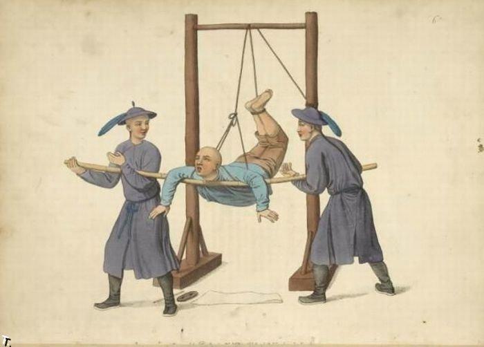 Изощренные способы казни
