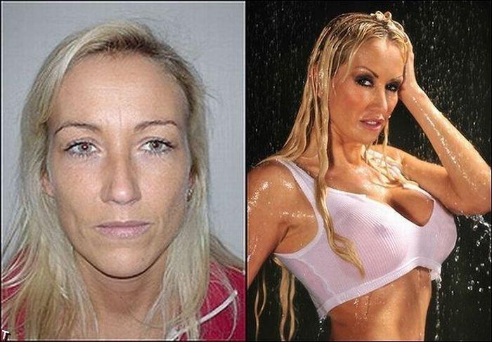 Жена пластического хирурга (9 фото)