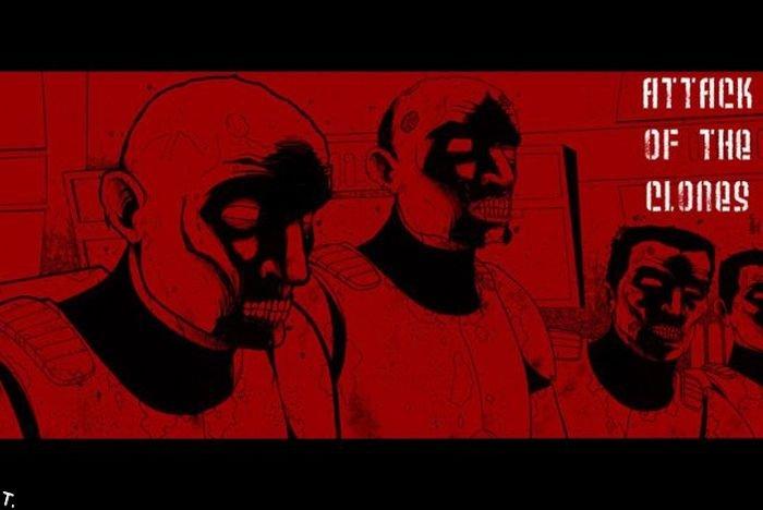 """Зомби из фильма """"Звездные войны"""" (47 фото)"""