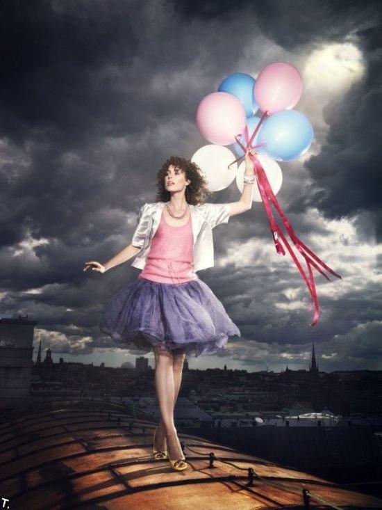 Креативные рекламные фотографии (97 фото)
