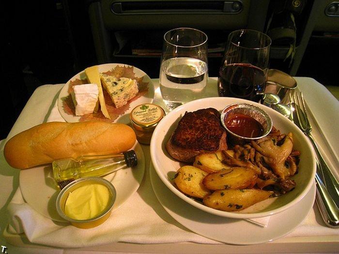 Еда из первого класса (30 фото)