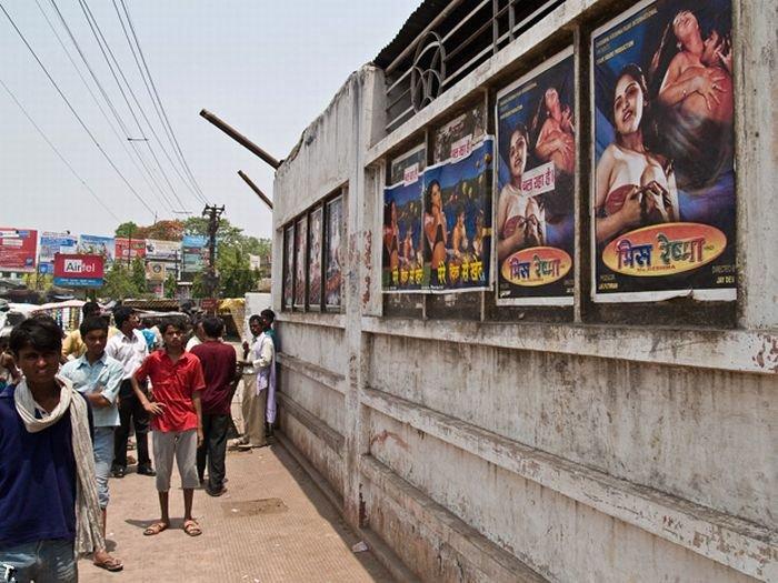 Индийское порно (19 фото)