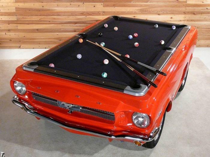 Бильярдный стол за 15 тысяч долларов (5 фото)