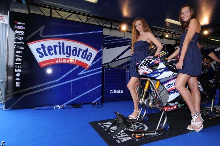 Мисс Yamaha Racing 2009 (47 фото)