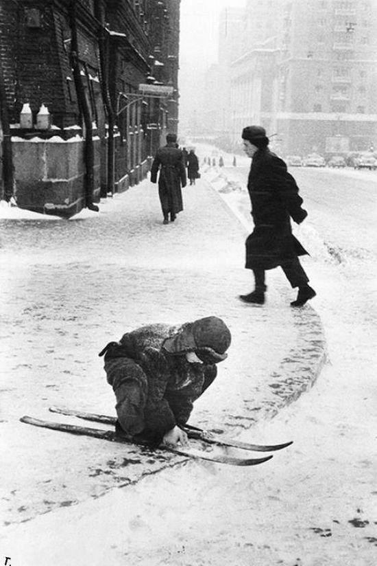 Клима зима советского периода фото