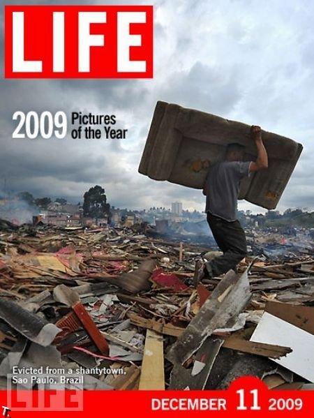 Лучшие фотографии 2009 года по версии журнала LIFE (47 фото)