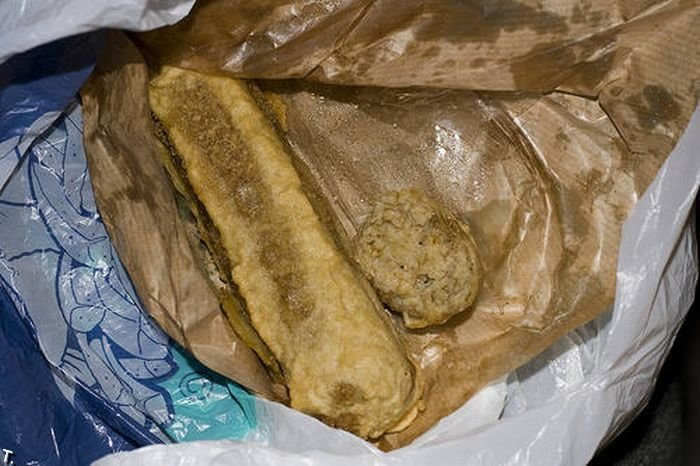 Еда во фритюре (60 фото)