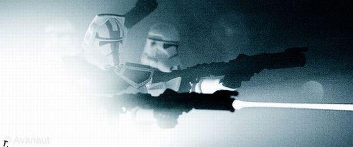 Звездные войны. Зимняя версия (11 фото)