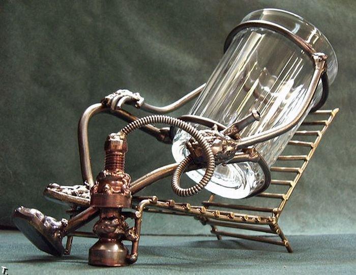 Сувенирные поделки из металла 8
