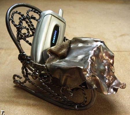 Очень классные металлические подарки (85 фото)