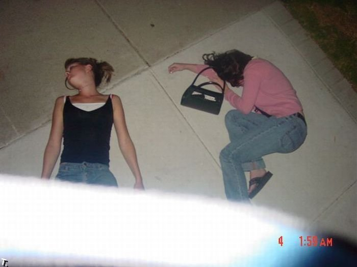 Когда вы выпили слишком много (42 фото)