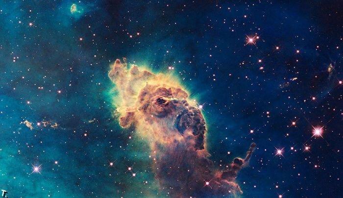Лучшие космические фотографии за 2009 год по версии AOL (20 фото)