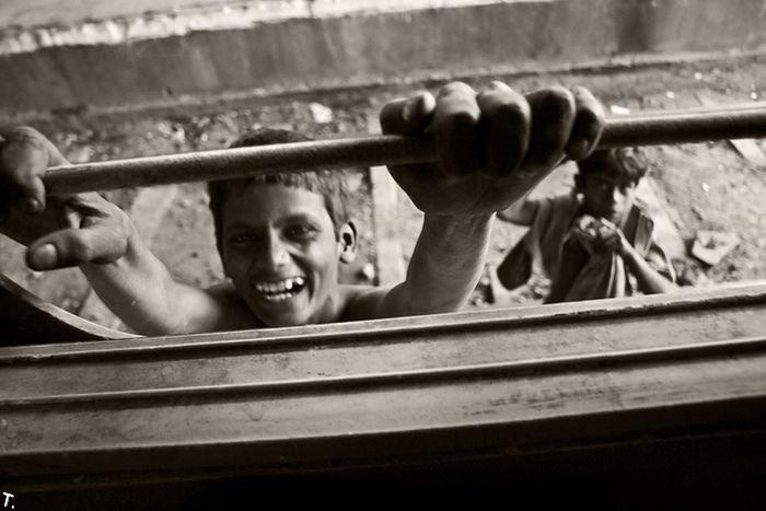 Индийские попрошайки (22 фото)